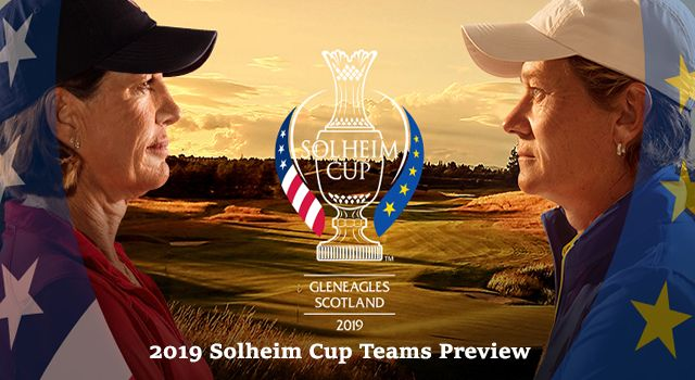 solheim cup teams 2019