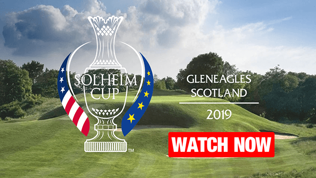 Image result for solheim cup 2019 live stream